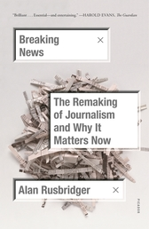 Breaking News Book Cover - Click to open New Releases panel