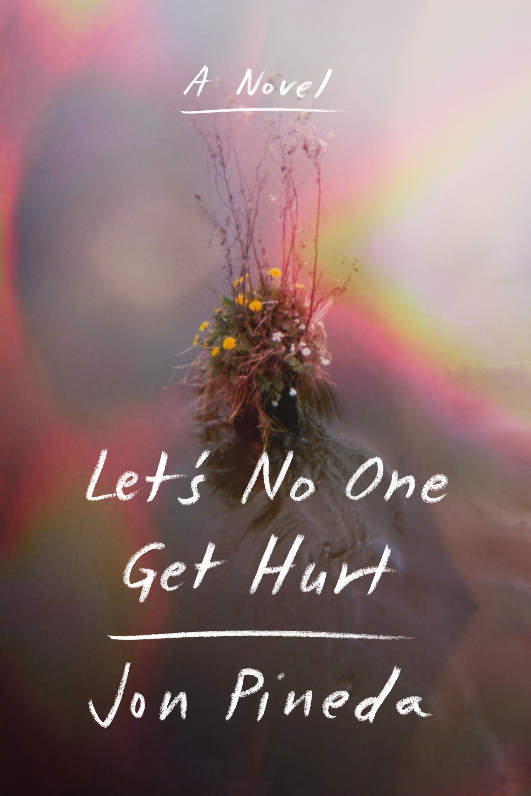 Let's No One Get Hurt Book Cover - Click to open Coming Soon panel