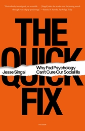The Quick Fix Book Cover - Click to open New Releases panel