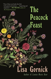 The Peacock Feast Book Cover - Click to open New Releases panel