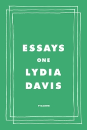 Essays One Book Cover - Click to open New Releases panel