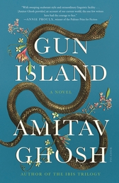 Gun Island Book Cover - Click to open New Releases panel