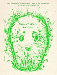 Ghost Wall Book Cover - Click to open New Releases panel