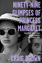 Ninety-Nine Glimpses of Princess Margaret Book Cover - Click to open New Releases panel