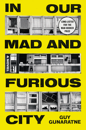 In Our Mad and Furious City Book Cover - Click to open New Releases panel