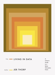 Living in Data Book Cover - Click to open New Releases panel