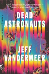 Dead Astronauts Book Cover - Click to open New Releases panel