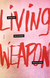 Living Weapon Book Cover - Click to open New Releases panel