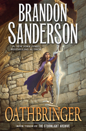 Oathbringer Book Cover - Click to open Top Sellers panel