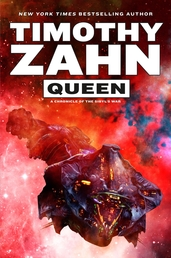 Queen Book Cover - Click to open Coming Soon panel