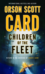 Children of the Fleet Book Cover - Click to open Coming Soon panel