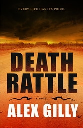 Death Rattle Book Cover - Click to open Coming Soon panel