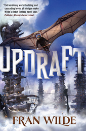 Updraft Book Cover - Click to see book details
