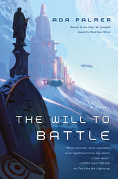 The Will to Battle Book Cover - Click to open Coming Soon panel