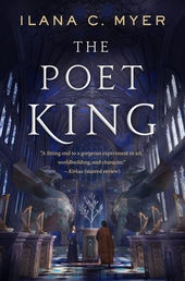 The Poet King Book Cover - Click to open New Releases panel