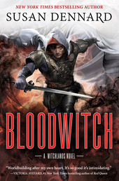 Bloodwitch Book Cover - Click to open Top Sellers panel