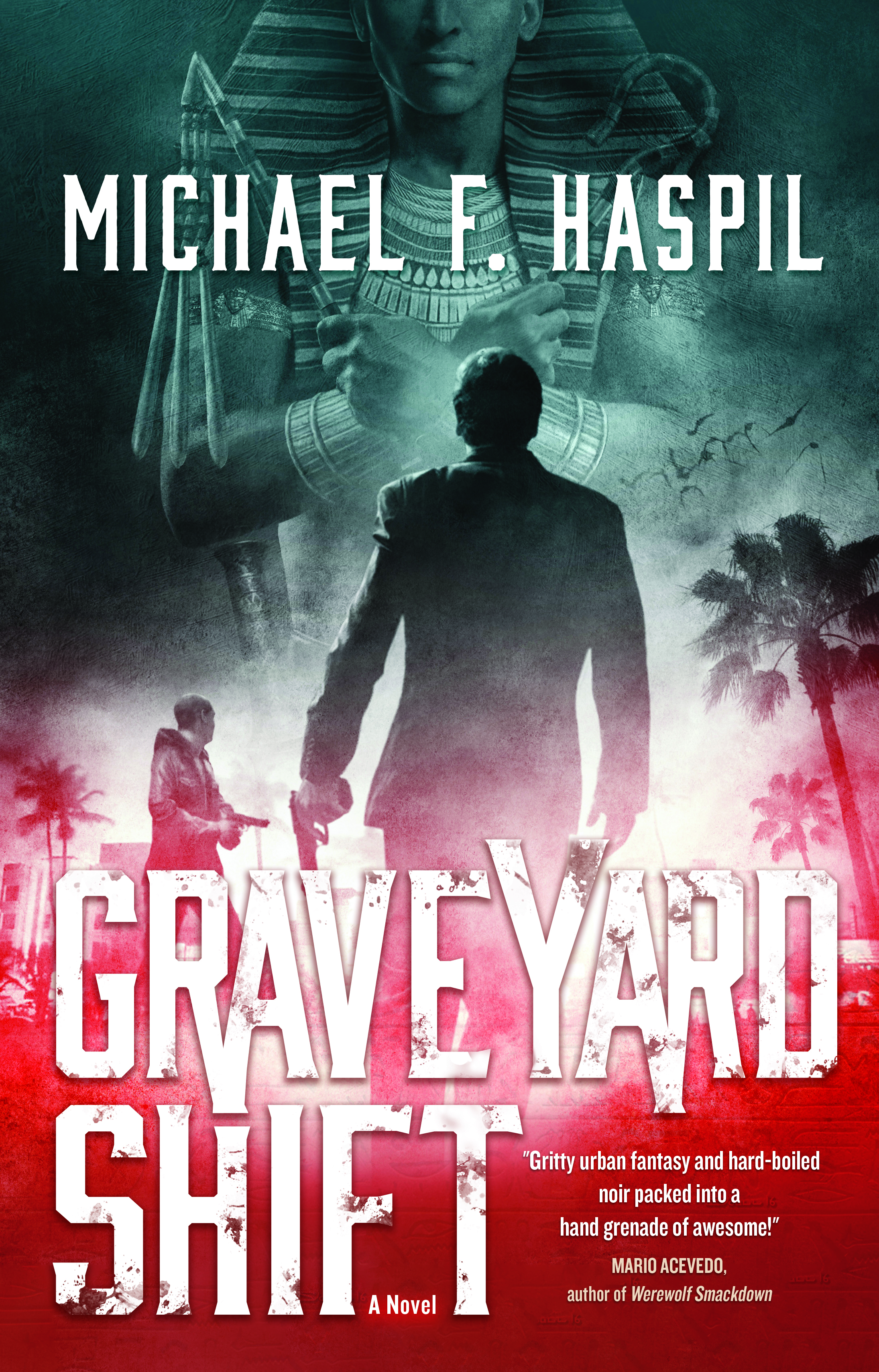 Graveyard Shift Book Cover - Click to open New Releases panel