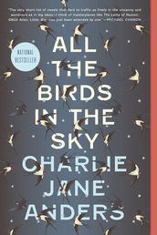 All the Birds in the Sky Book Cover - Click to see book details