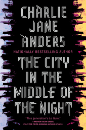 The City in the Middle of the Night Book Cover - Click to open Top Sellers panel