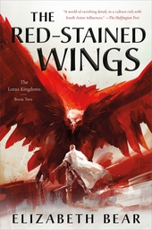 The Red-Stained Wings Book Cover - Click to open Coming Soon panel