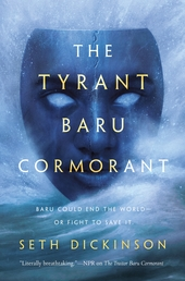 The Tyrant Baru Cormorant Book Cover - Click to open Coming Soon panel