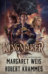 Kingmaker Book Cover - Click to open Top Sellers panel