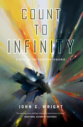 Count to Infinity Book Cover - Click to open Top Sellers panel