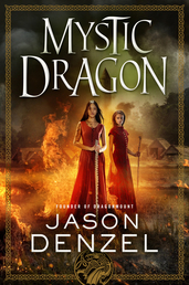 Mystic Dragon Book Cover - Click to open Coming Soon panel