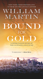 Bound for Gold Book Cover - Click to open Coming Soon panel