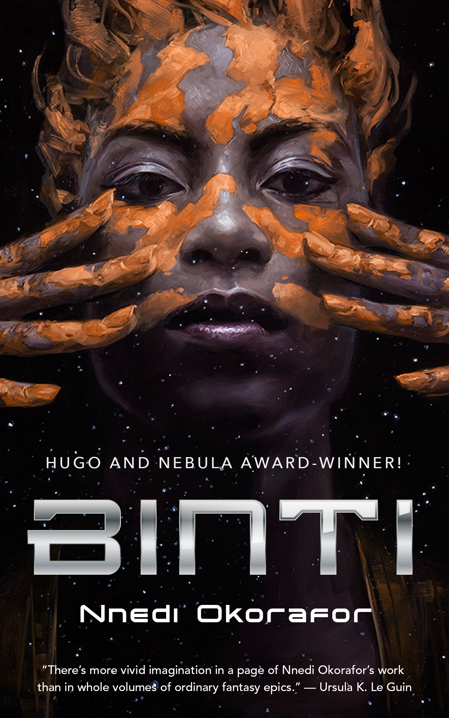 Binti Book Cover - Click to see book details