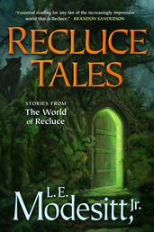 Recluce Tales Book Cover - Click to open Coming Soon panel
