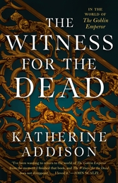The Witness for the Dead Book Cover - Click to open New Releases panel