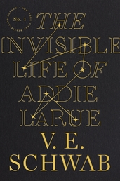 The Invisible Life of Addie LaRue Book Cover - Click to open Top Sellers panel