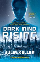 Dark Mind Rising Book Cover - Click to open Coming Soon panel