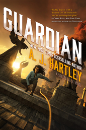 Guardian Book Cover - Click to open Coming Soon panel