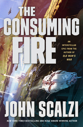 The Consuming Fire Book Cover - Click to open Top Sellers panel