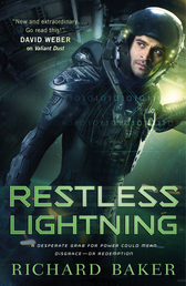 Restless Lightning Book Cover - Click to open Coming Soon panel