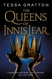 The Queens of Innis Lear Book Cover - Click to open Coming Soon panel
