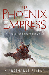 The Phoenix Empress Book Cover - Click to open New Releases panel