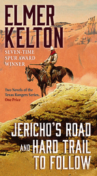 Jericho's Road and Hard Trail to Follow Book Cover - Click to open Top Sellers panel