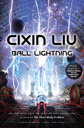 Ball Lightning Book Cover - Click to open Top Sellers panel
