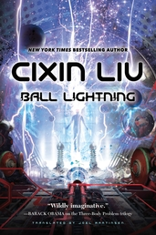 Ball Lightning Book Cover - Click to open New Releases panel