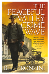 The Peaceful Valley Crime Wave Book Cover - Click to open New Releases panel