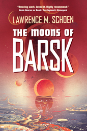 The Moons of Barsk Book Cover - Click to open New Releases panel