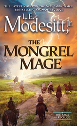 The Mongrel Mage Book Cover - Click to open Coming Soon panel