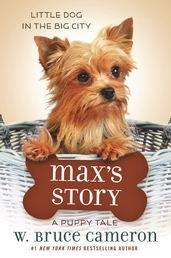 Max's Story Book Cover - Click to open Top Sellers panel