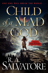 Child of a Mad God Book Cover - Click to open Top Sellers panel