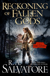 Reckoning of Fallen Gods Book Cover - Click to open Coming Soon panel