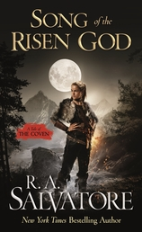 Song of the Risen God Book Cover - Click to open Coming Soon panel