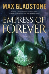 Empress of Forever Book Cover - Click to open Top Sellers panel